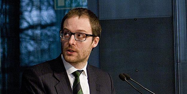 Marek Dietl, prezes GPW.  Fot. Krystian Dobuszyński /Reporter