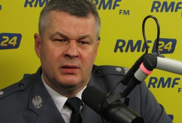 Marek Działoszyński /RMF