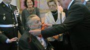 Marek Edelman odznaczony Legią Honorową