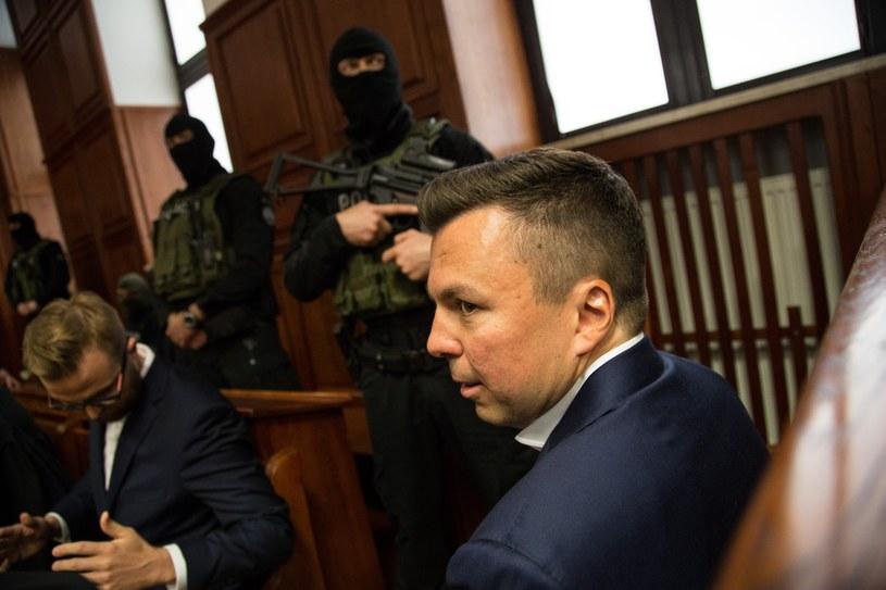 Marek Falenta na zdjęciu z 2016 roku /Maciej Luczniewski/REPORTER /Reporter