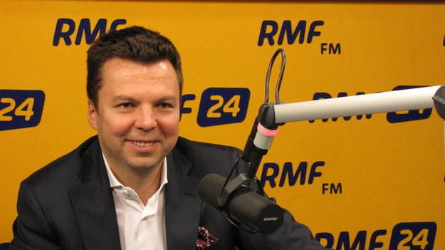Marek Falenta. /RMF
