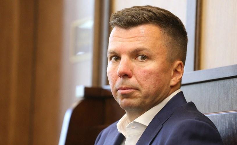 Marek Falenta /Mariusz Grzelak/REPORTER /Reporter
