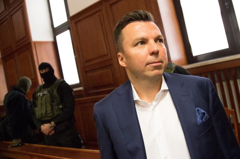 Marek Falenta /Maciej Luczniewski /Reporter