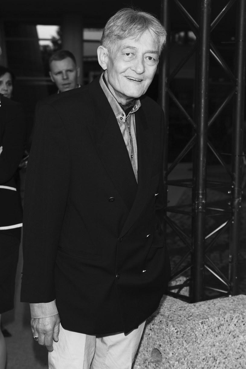 Marek Frąckowiak miał 67 lat /Andras Szilagyi /MWMedia