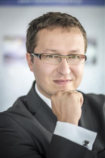 Marek Girek, prezes Data Techno Park /