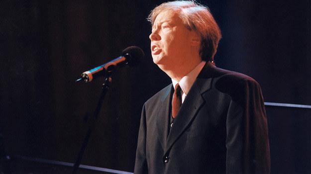 Marek Grechuta (10.12.1945 - 09.10.2006) / fot. Prończyk /AKPA