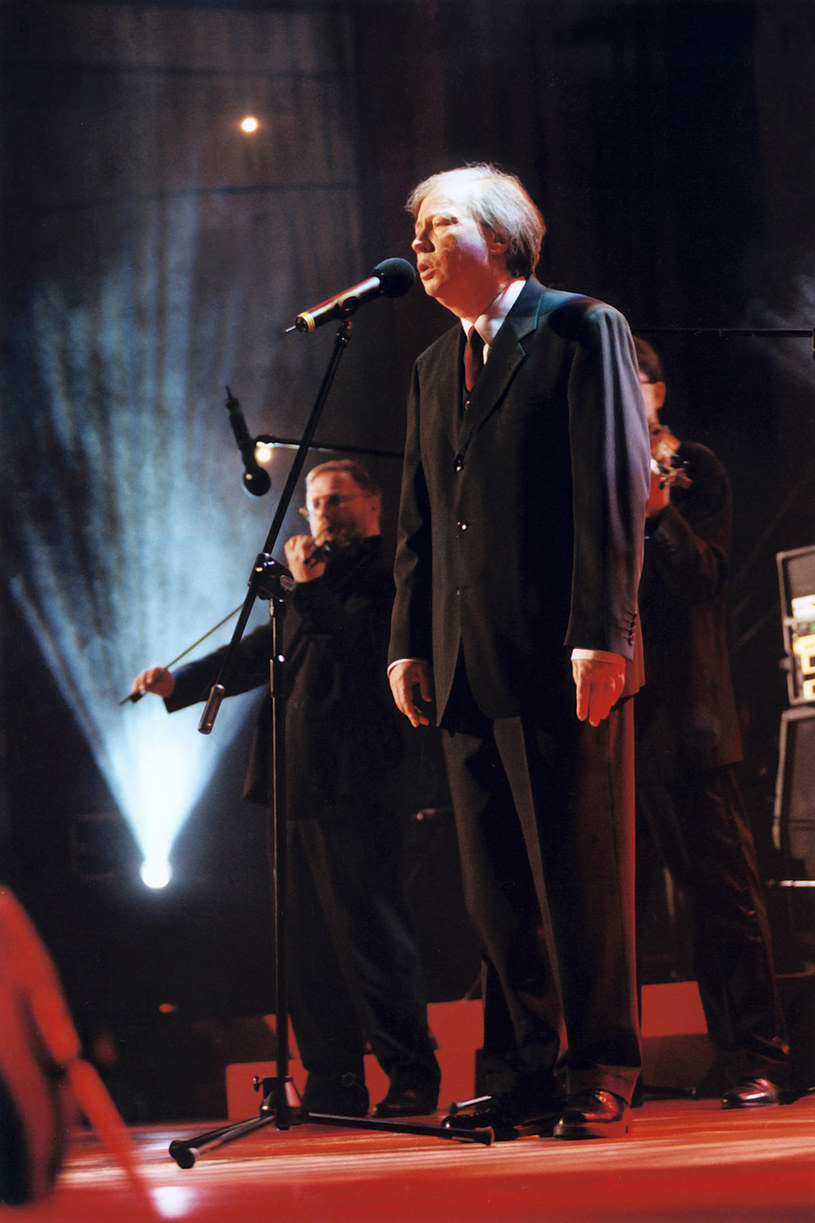 Marek Grechuta, 2000 rok /Prończyk /AKPA