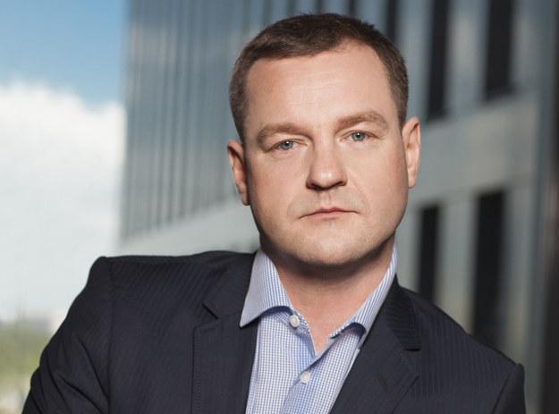 Marek Grodziński, szef Capgemini Polska /&nbsp