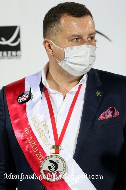 Marek Grzyb /Flipper Jarosław Pabijan
