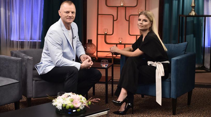Marek i Marta Manowska /Gałązka /AKPA