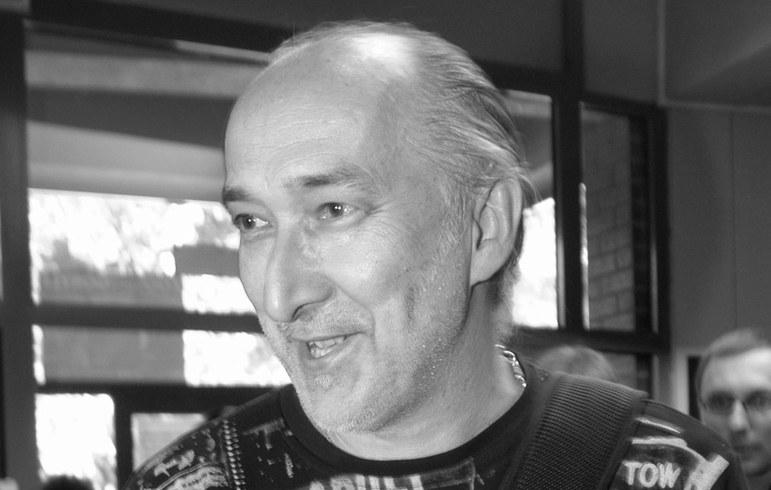 Marek Jackowski zmarł 2 lata temu! /Zawada /AKPA