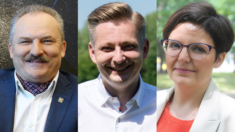 Marek Jakubiak, Jakub Stefaniak, Justyna Glusman /J. Bielecki/M. Grochocki /East News