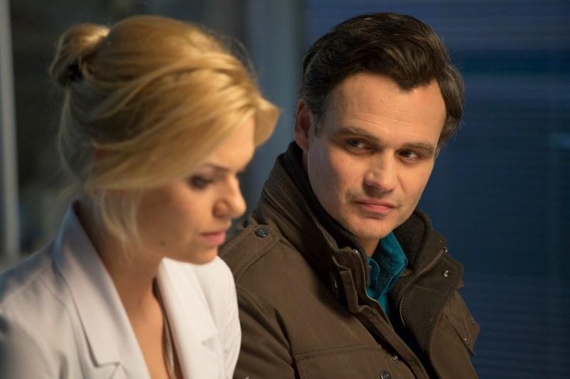 Marek (Jan Wieczorkowski) i Agata (Emilia Komarnicka) /Agencja W. Impact