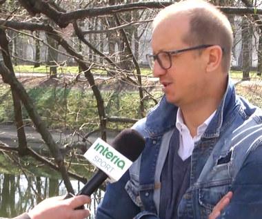 Marek Jóźwiak dla Interii: W Legii im trudniej tym lepszy wynik. Wideo