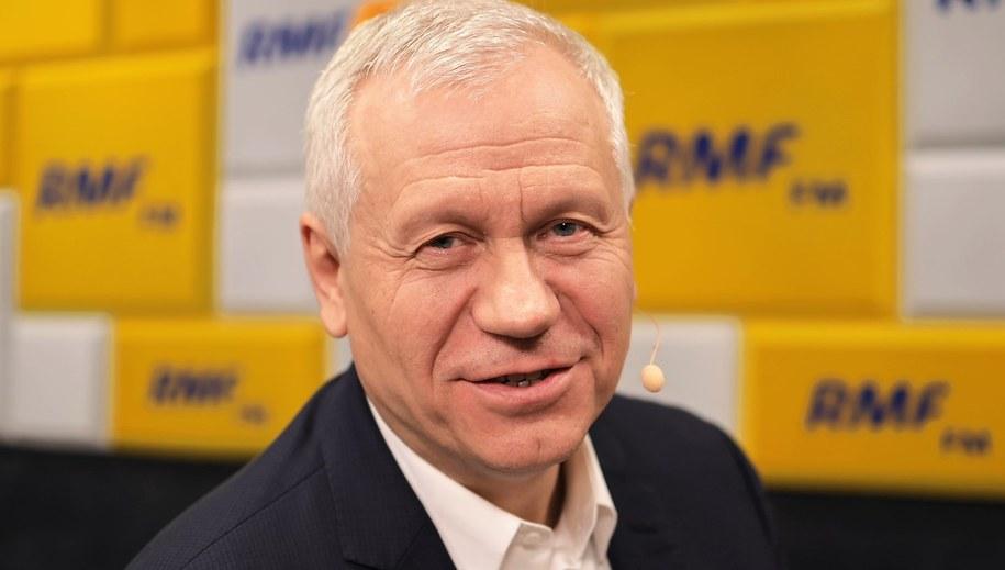 Marek Jurek /Michał Dukaczewski /RMF FM
