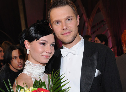 Marek Kaliszuk i Nina Tyrka /MWMedia