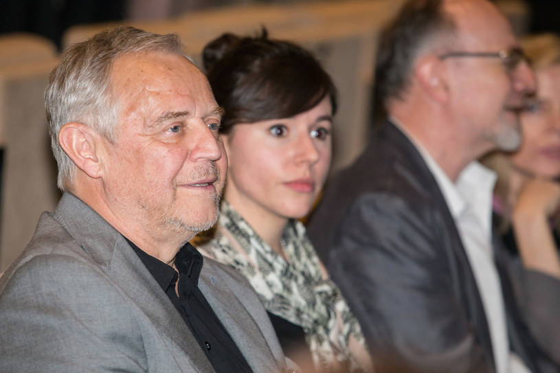 Marek Kondrat i Antonina Turnau zostali rodzicami! /AKPA