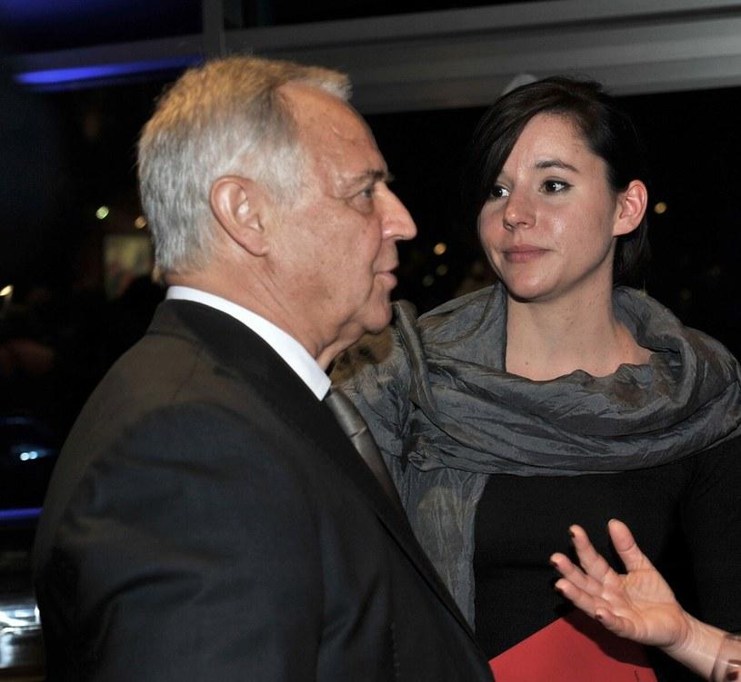 Marek Kondrat i Antonina Turnau /Marek Lasyk  /East News