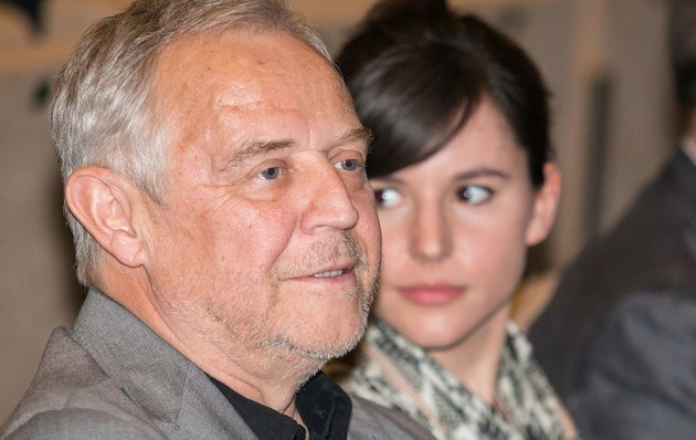 Marek Kondrat i Tosia Turnau /- /AKPA