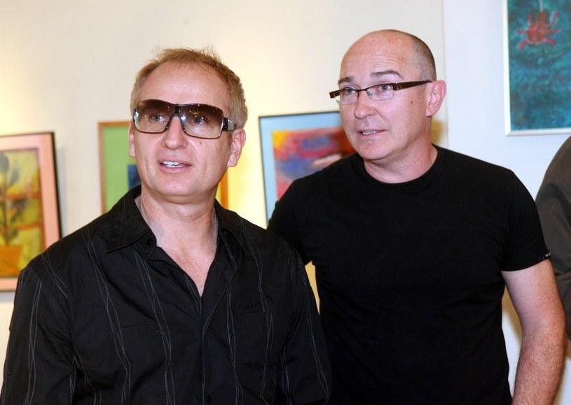 Marek Kościkiewicz i Andrzej Krzywy /East News