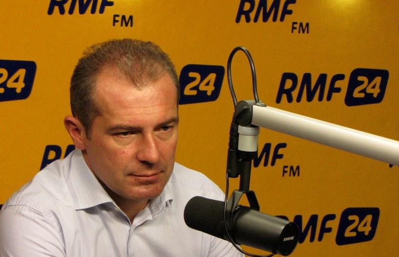 Marek Koźmiński /RMF24.pl