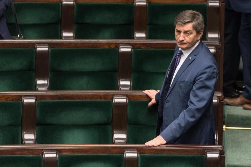 Marek Kuchciński jest teraz szeregowym posłem / Jacek Domiński /Reporter