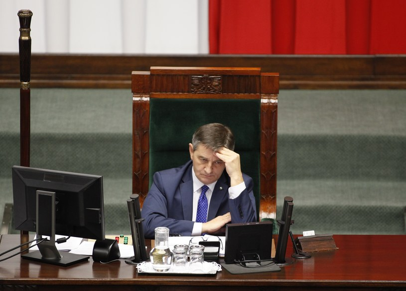 Marek Kuchciński /Stefan Maszewski/ /Reporter
