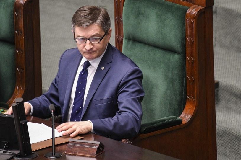 Marek Kuchciński /Jacek Dominski/REPORTER /East News