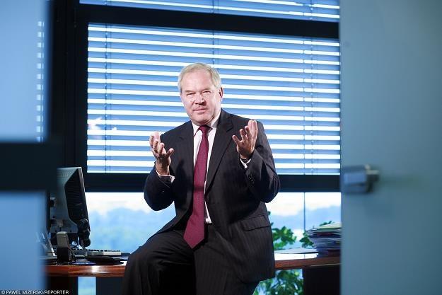 Marek Kulczycki, prezes FM  Banku PBP SA. Fot. Mizerski /Reporter