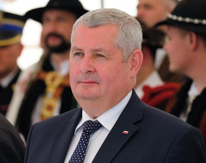 Marek Łapiński /LUKASZ SOLSKI/East News /East News