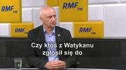Marek Lisiński: Z dużą dozą prawdopodobieństwa spotkamy się z przedstawicielem Watykanu, który przyjeżdża do Polski w lipcu
