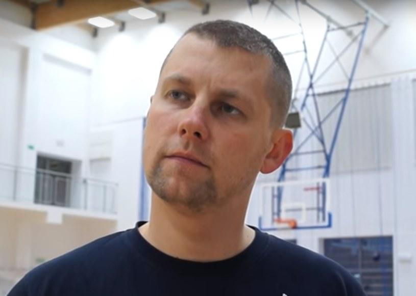 Marek Łukomski. /