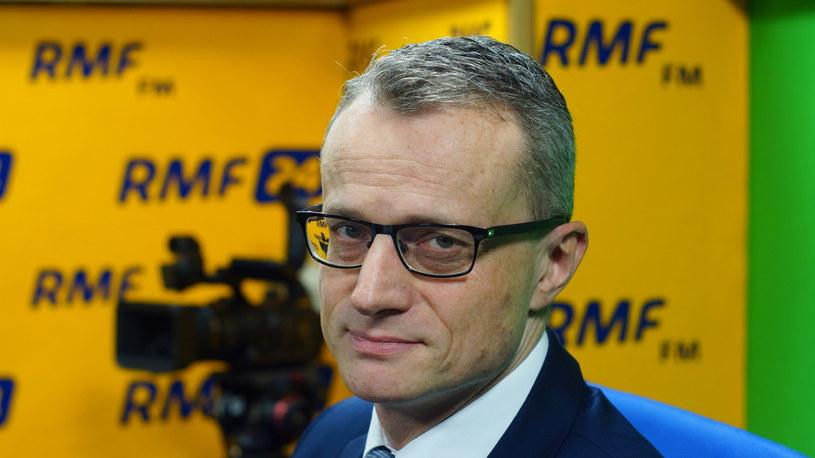 Marek Magierowski gość Kontrwywiadu RMF FM /Michał Dukaczewski /RMF FM