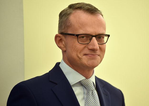 """Marek Magierowski o projekcie ustawy frankowej: """"Niezwykle delikatna materia"""" /Adam Chełstowski /Agencja FORUM"""