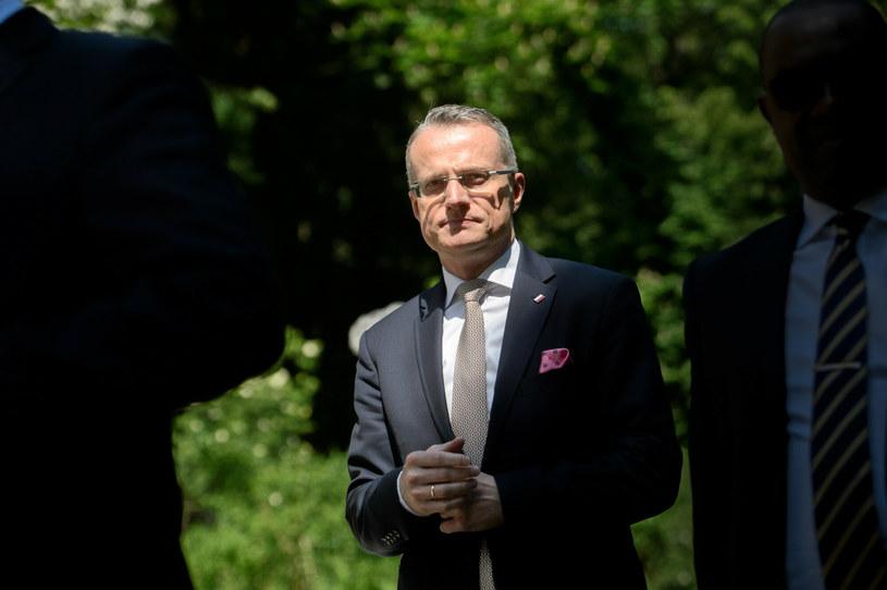 Marek Magierowski /Zbyszek Kaczmarek /Reporter