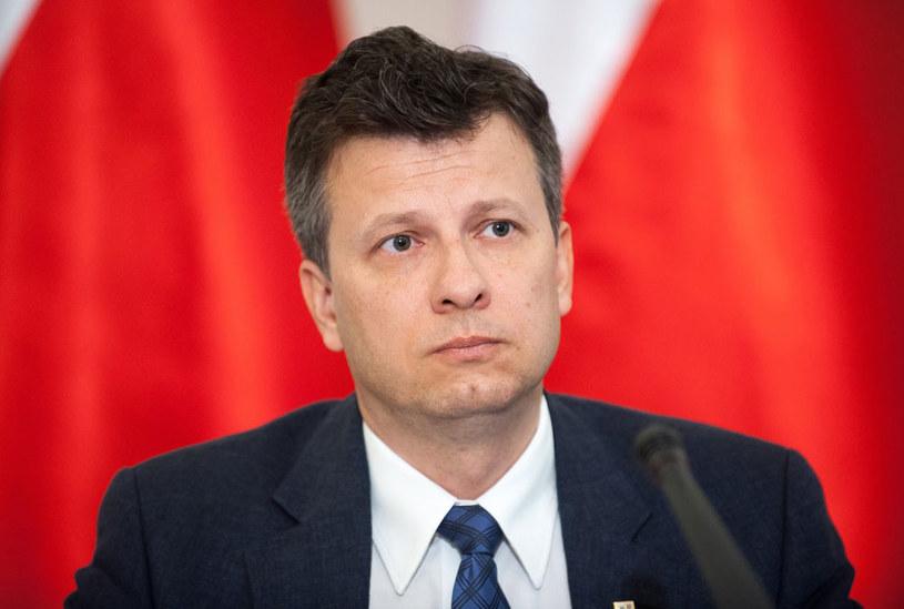 """Marek Michalak: """"Zdarzył się taki nieszczęśliwy przypadek, do którego absolutnie dojść nie powinno"""" /Bartosz Krupa /East News"""