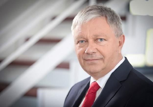 Marek Michalik, prezes Łódzkiej Specjalnej Strefy Ekonomicznej /Informacja prasowa