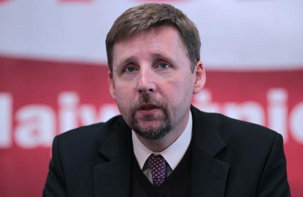 Marek Migalski, fot. M. Barczyński /Agencja SE/East News