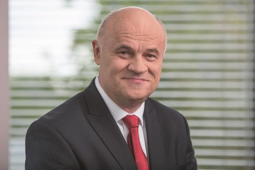 Marek Moczulski, prezes Unitop /materiały prasowe