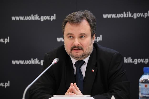 Marek Niechciał /fot. Piotr Molecki /East News