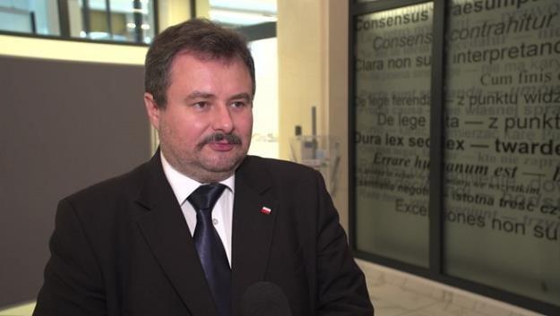 Marek Niechciał, prezes Urzędu Ochrony Konkurencji i Konsumentów /Newseria Biznes