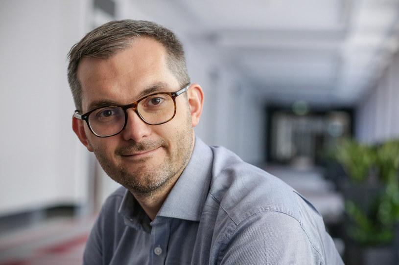Marek Niedużak, wiceminister rozwoju /Marek Wiśniewski /Agencja FORUM