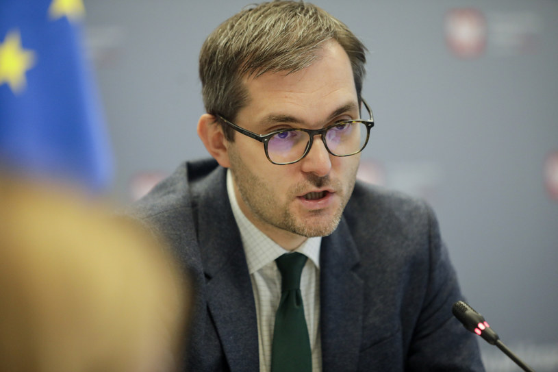 Marek Niedużak /Grzegorz Banaszak/REPORTER /Reporter