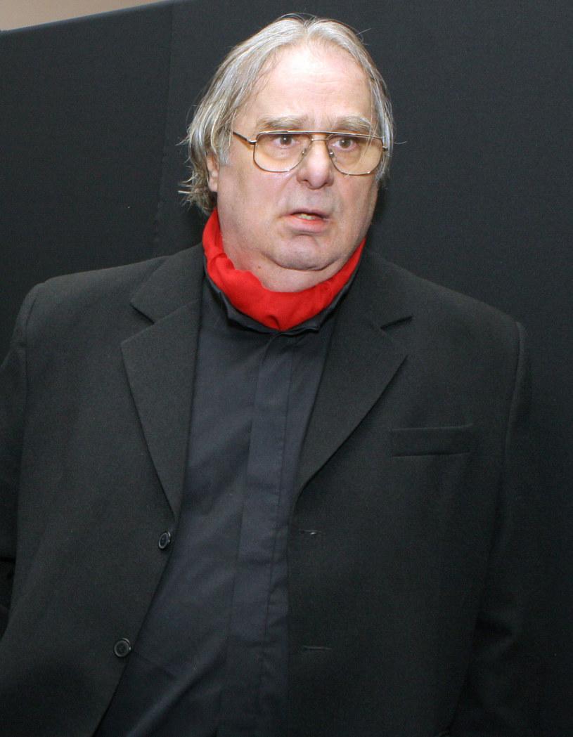 Marek Perepeczko, 14 listopada 2005 r. /Rafał Maciąga /Agencja FORUM