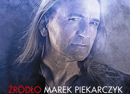 """Marek Piekarczyk na okładce płyty """"Źródło"""" /"""