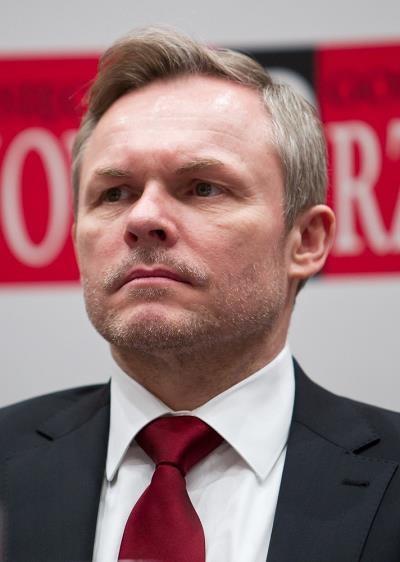 Marek Podstawa, PKN Orlen. Fot. Andrzej Stawiński /Reporter
