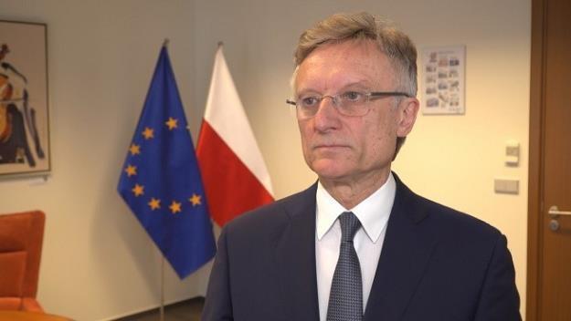 Marek Prawda, dyrektor Przedstawicielstwa Komisji Europejskiej w Polsce /Newseria Biznes