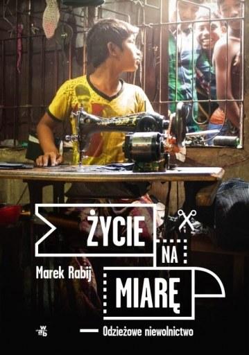 Marek Rabij, Życie na miarę, wyd. WAB /materiały prasowe /materiały prasowe