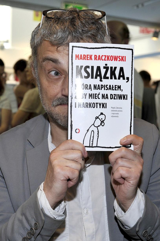 Marek Raczkowski to wybitny satyryk /Mieszko Pietka /AKPA