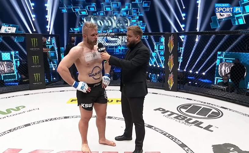 Marek Samociuk /Polsat Sport